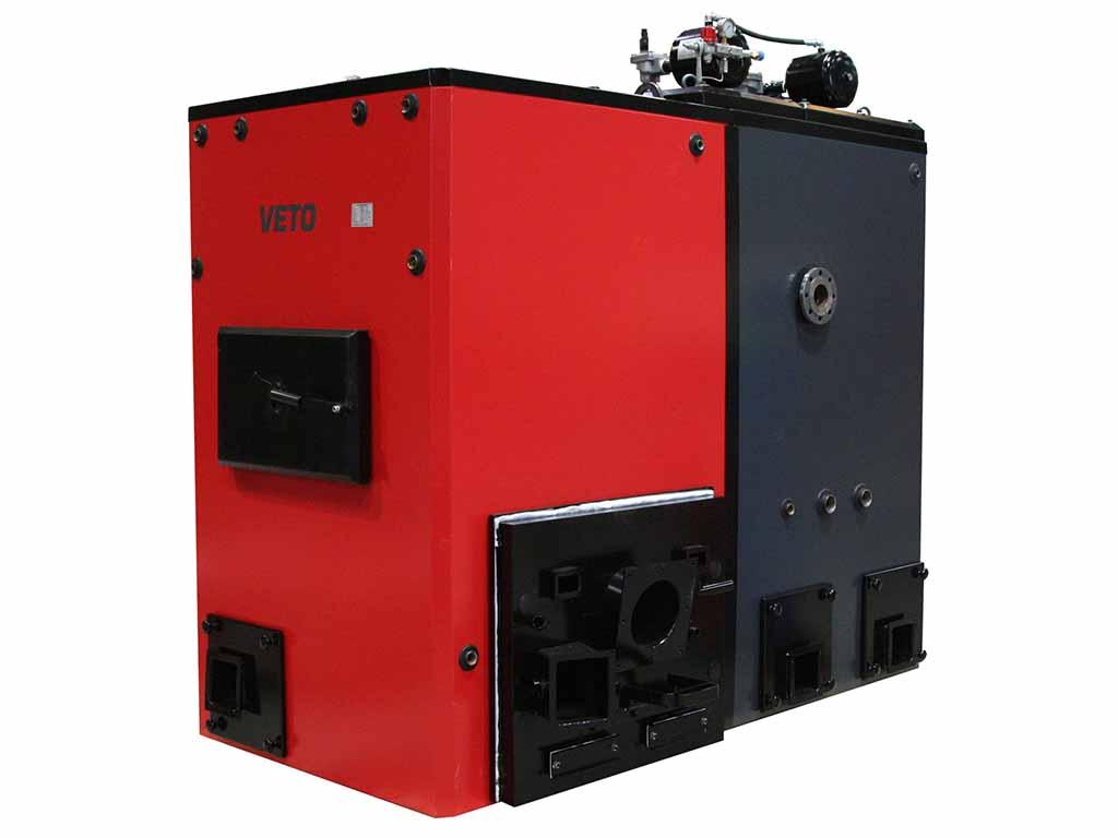 Veto 400 kW-stokerikattila