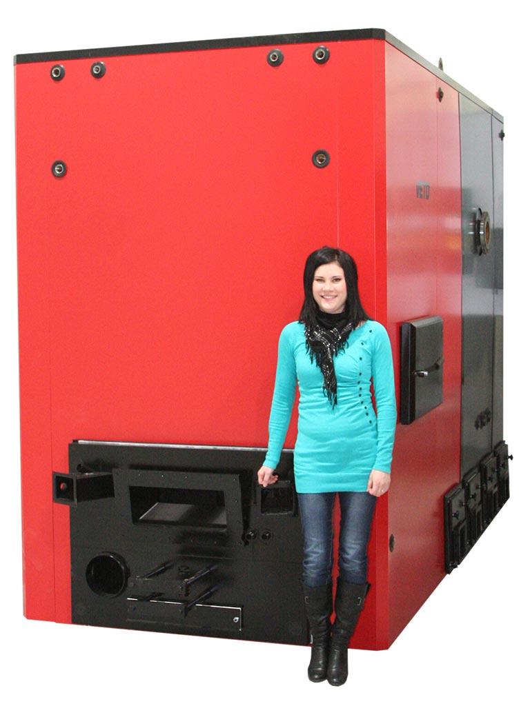 Veto 990 kW-stokerikattila